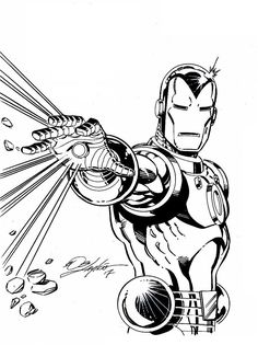 The Marvel Comics of the 1980s — Iron Man by Bob Layton
