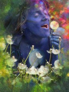 Canvaslane Blau Canvas Painting Price in India - Buy Canvaslane Blau Canvas Painting online at Flipkart.com