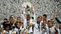 CHAMPIONS LEAGUE FINALS 2016: REAL MADRID MABINGWA