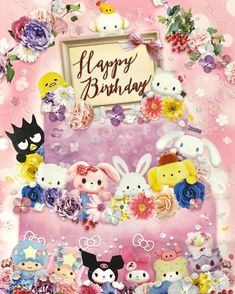 Sanrio Wallpaper, Hello Kitty Pictures, Twilight Movie, Stay Happy, Sanrio Characters, Little Twin Stars, 90s Kids, Horror, Happy Birthday