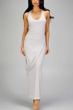 Drape Maxi by Wow Couture, ideal for the spring/summer months. xx