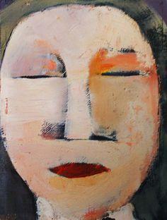 Jean Paul Drouin, Face #2, 1992, Canale Diaz Art Center