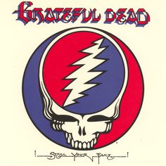 Steal Your Face is a live double album by the Grateful Dead, released in June It was the fourth and final album released by the band on their original Grateful Dead Records label. Grateful Dead Casey Jones, Grateful Dead Image, Grateful Dead Poster, Grateful Dead Album Covers, Rock N Roll, Pop Art, Dead Images, The Jam Band, Wooden Statues
