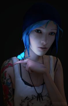Image via We Heart It http://weheartit.com/entry/200968593 #chloeprice #lifeisstrange (Geek Stuff Videos)