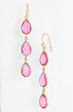 NuNu Designs Teardrop Earrings | Nordstrom