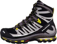 Salomon Hommes Multifonction Chaussures XA Pro 3d Gtx Noir Lime