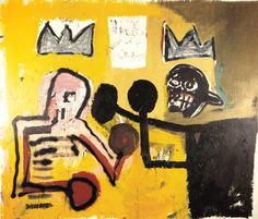 Life Doesn't Frighten Me: Maya Angelou's Courageous Children's Verses, Illustrated by Basquiat | Brain Pickings