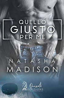 Il Colore dei Libri: Recensione: Quello giusto per me di Natasha Madiso...