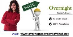 Overnight Payday Loans: Money for You over a Night