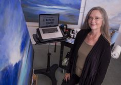 Fine art moves from gallery to the Web