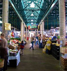 Nashville Farmers Market....loved this place!!