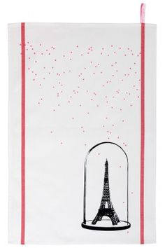 la cerise sur le gateau | eiffel tea towel, also at FROU FROU Munich