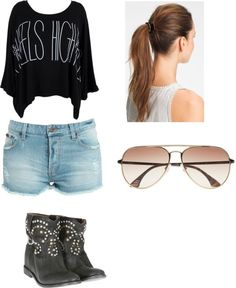 """""""#randomoutfit"""" by universegreysonchance on Polyvore"""