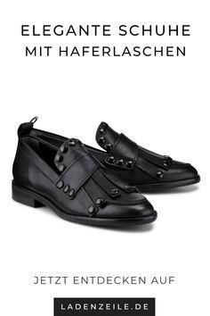 Schuhe mit Haferlasche bezaubern mit dem gewissen Etwas. Ob Pumps für den  festlichen Anlass oder 0c914243ed