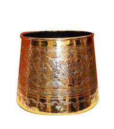 Assyrian Gold Bowl