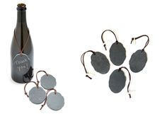SPARQ Oval Slate Wine Notes