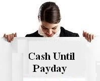 Get an amount between $100 to $1,500 at cash until payday loans with a repayment tenure of 14 to 31 days.