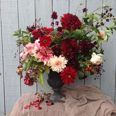 By The Garden Gate Flower Company.
