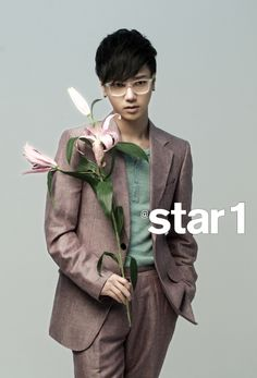 yesung - @Star1 Magazine March Issue '13