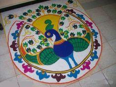 rangoli designs for diwali – 1