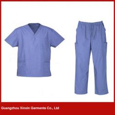Custom Design Hospital Scrubs Uniform for Medical School Student Hospital Uniforms, Scrubs Uniform, Medical School, Hospitality, Work Wear, Custom Design, Pajama Pants, Student, China