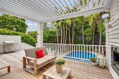 Search residential properties for sale on Trade Me Property, New Zealand's number one real estate website. Porch Swing, Outdoor Furniture, Outdoor Decor, Property For Sale, Villa, Real Estate, Patio, Home Decor, Decoration Home