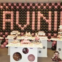 Festa marrom e rosa!~~SitE Da nAtHy~~