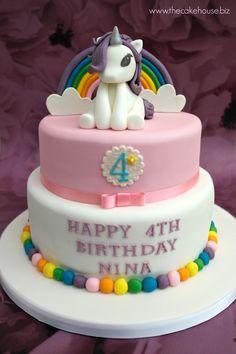My Little Pony birthday cake                                                                                                                                                                                 More