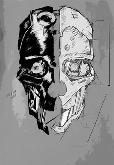 Corvo's mask [DH]