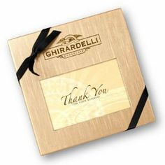 Ghirardelli Chocolate Business Squares Chocolates
