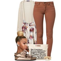 Untitled #636 by b-elkstone on Polyvore featuring Violeta by Mango, American Eagle Outfitters, SELECTED, Birkenstock, Chicnova Fashion and River Island