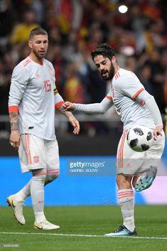 Isco y Sergio Ramos-Real Madrid 🏆🔜♥⚽🙏🍀