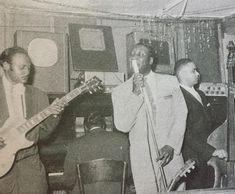 @ Silvio's Chicago blues club owned by Silvio Corrazo.