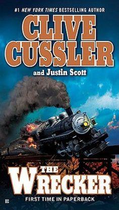 The Wrecker by Clive Cussler; Justin Scott (Mass Market Paperback): Booksamillion.com: Books