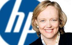 Meg Whitman, Republican who is backing Hillary for pres. because Trump is a lunatic...Whitman will land on the right side of history.