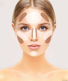 Le contouring est un art. Apprenez-en plus sur cette technique de maquillage grâce à nos 3 astuces beauté!