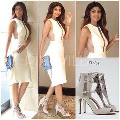 Celeb Fashion,shilpa shetty,gauri and nainika,Dior,Reiss