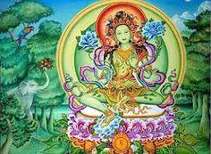 Stories of Tara the Rescuer - Buddha Weekly: Buddhist Practices, Mindfulness, Meditation Buddhist Wisdom, Tibetan Buddhism, Spiritual Wisdom, Buddha, Buddhist Practices, Green Tara, Divine Mother, Fotos Do Instagram, Goddess Lakshmi