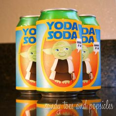 Father's Day Gift: Star Wars Kit - Popsicle Blog Free Printables