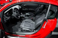 If you happen to like following the latest happenings of the auto world, you will need to have noticed among the emerging traits in this sphere these ... #Audi #CarInterior Audi R8 Interior, Automotive Group, Interior Concept, Interior Photo, Performance Parts, Happenings, Car Pictures, Concept Cars, Automobile