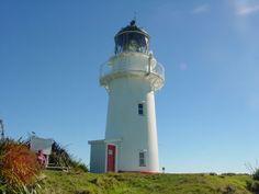 East Cape Light, New Zealand