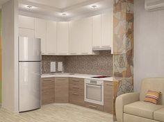 41 Amazing Wooden Kitchen Ideas ~ Home Decor Journal Kitchen Room Design, Home Decor Kitchen, Home Kitchens, Kitchen Ideas, Condo Interior, Kitchen Interior, Home Interior Design, Bright Kitchens, Wooden Kitchen