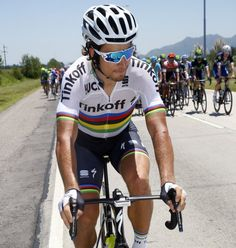 Peter Sagan takes second on stage 2 of TourSanLuis after hectic final sprint