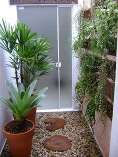 PAISAGISMO: JARDINS DE INVERNO BY MC3: Jardins de inverno rústicos por MC3 Arquitetura . Paisagismo . Interiores