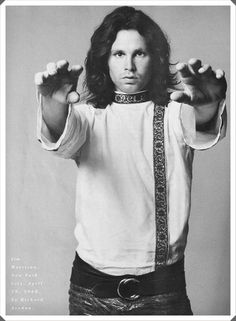 """People fear death even more than they fear pain. It's strange that they fear death. Life hurts more than death. At the point of death, the pain is over."" ― Jim Morrison."