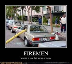 Love it.  so would firefighter Posey!