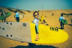 #surfergirl #smile #pretty #letsgosurfing #surfboard #excited #ocean #sea #beach #sunnies #summer #sand #surfhouse #surfcamp #yellow #planetsurf #planetsurfcamps