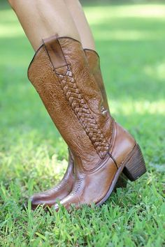 Bed Stu Sweet Dreams boots. A modern twist on a classic cowgirl boot!