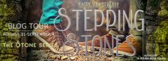 My Random Book Thoughts: Blog Tour + Book Review + Giveaway: Stepping Stone...
