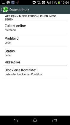 WhatsApp nun mit neuen Sicherheitseinstellungen (Update) http://www.android-news-blog.de/testbericht/apps/whatsapp-nun-mit-neuen-sicherheitseinstellungen-update/  #AndroidApp #Google Play Store #Instant Messenger #update #WhatsApp #WhatsApp 2Date #WhatsApp Android